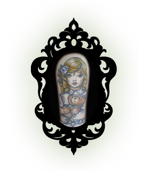 rachael huntington tattoo